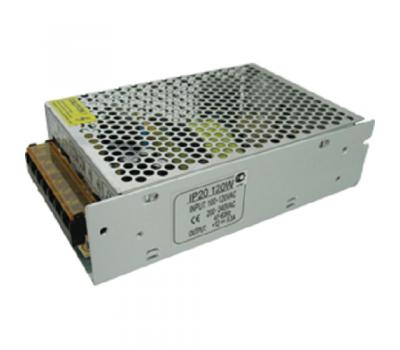Блок питания для светодиодной ленты LED strip Power Supply 120W 220V-12V IP20