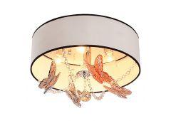 Потолочный светильник Mariposa-CL40E14-4WH