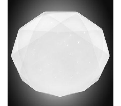 Светильник светодиодный 600 Diamond (500 мм / 80 W , линза, с пультом ДУ)