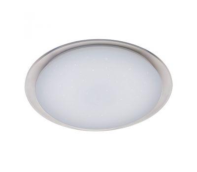 Светильник светодиодный САТУРН (серия эконом 32W + 32W, 3000-6000К + пульт ДУ)