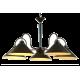 Люстры с металлическими плафонами в интернет-магазине Vanilla Light