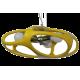 Люстры с плафонами из пластика в интернет-магазине Vanilla Light